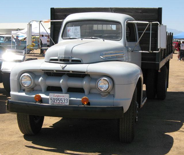 1951 Ford F 7 For Sale